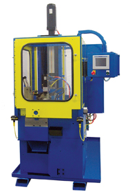 Model M71-E-3 and Model M71-E-6 Electric Tube End Forming Machines.