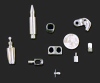 Medical parts machining services from Manchester Tool & Die.