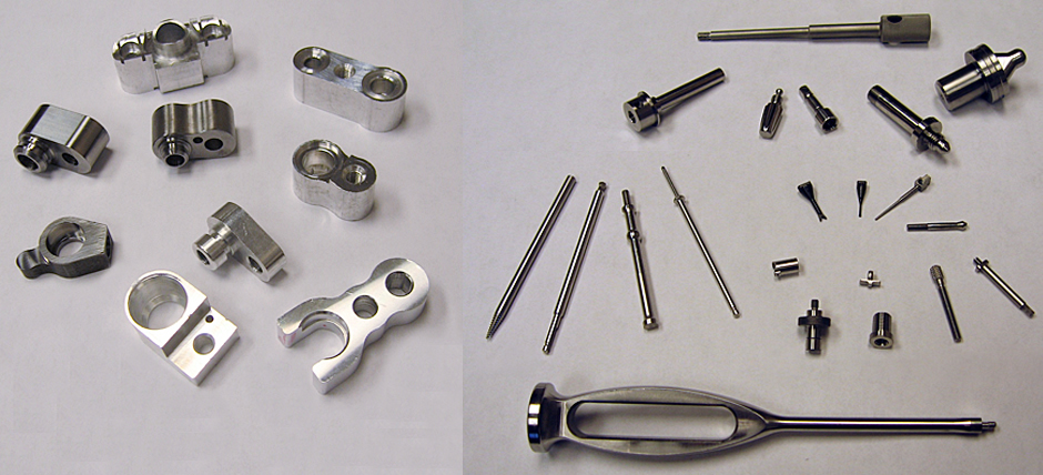Contact Manchester Tool & Die for production machining services and medical device manufacturing